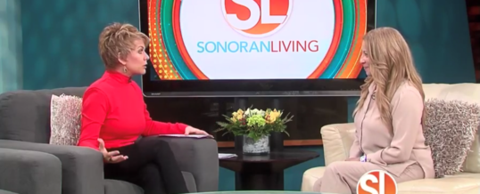 WATCH ABC 15: Sonoran Living with Dr. Angelina Alejandro